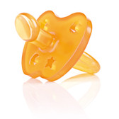 Hevea Star & Moon Natural Rubber Pacifier, 1 pk