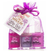 Piggy Paint Nail Polish Gift Set, Glitter Girls