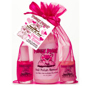 Piggy Paint Nail Polish Gift Set, Cuddles and Kisses