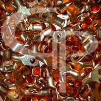 BULK GP UL Listed Pure Copper 1/0 AWG LUGS