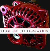 HONDA ELEMENT 2.4L  320 AMP TEAM GP Alternator