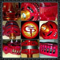 DODGE INTREPID 3.2L -2000- 200AMP TEAM GP Alternator