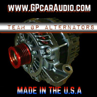 FORD FUSION 2.0- 2.4- 3.0  -ALL YEARS- 270 AMP TEAM GP Alternator