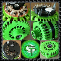 CHEVROLET IMPALA 3.4L, 3.8L -1999-2005- 200AMP TEAM GP Alternator