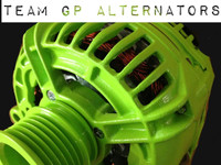 VOLKSWAGON GOLF 2.0L -2003-2008- 220AMP TEAM GP Alternator
