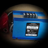EXTERNAL REGULATION (MANUAL 13V-20V)