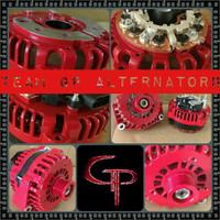 PONTIAC GRAND AM 2.2L, 2.4L, 3.4L -1999-2004- 200AMP TEAM GP Alternator
