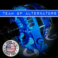NISSAN ALTIMA 2.5L -2007- 220 AMP TEAM GP ALTERNATOR
