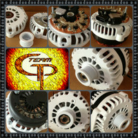 HUMMER H3 3.5l -ALL YEARS- 250 AMP TEAM GP ALTERNATOR
