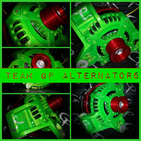 CHEVROLET IMPALA 2014- 320 AMP HAIRPIN TEAM GP High Output Alternator