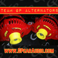 FORD F450 6.8L -ALL YEARS- 370 AMP TEAM GP High Output Alternator