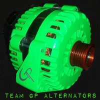 PONTIAC G6 3.5L -2006- 300 AMP HAIRPIN TEAM GP Alternator