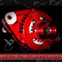 FORD TAURUS 3.0L -2006-  220 AMP TEAM GP Alternator