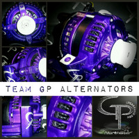 MITSUBISHI LANCER 2.0L -2003- 200 AMP TEAM GP Alternator