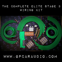 *The Complete Elite: 2/0 AWG Stage 3 Wiring Kit