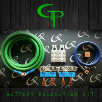 Battery Relocation Kit 2/0 AWG