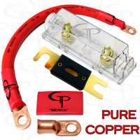 2/0 AWG GP INLINE ANL FUSE BLOCK INSTALL KIT