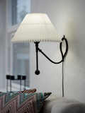 Le Klint  306 Versatile Wall Lamp Made in Denmark and Designed by Kaare Klint