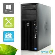 HP CMT Z420 Workstation  E5-1620 3.60GHz