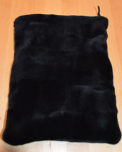 Real Mink Pouch