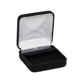 Velour Earring Box for Clips