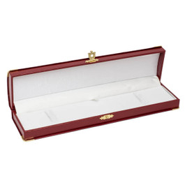 Bracelet Box With Gilt Trim