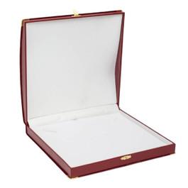 Necklace Box with Gilt Trim
