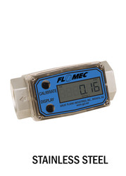 "G2 Series Precision Turbine Meter - Stainless Steel - 2.0"" - Part Number: G2S20T62GMC"