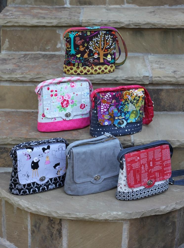 Margo Wallet Bag (Pattern)