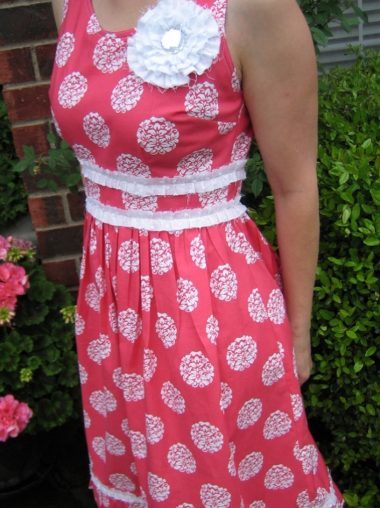 Monique Dress (Pattern)