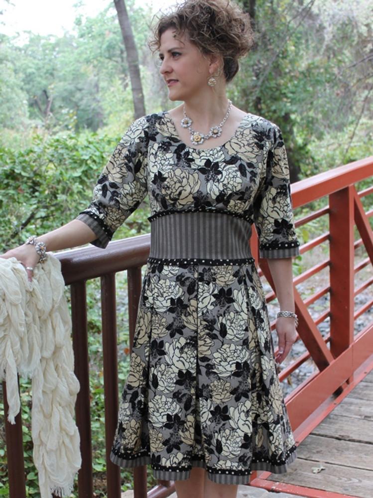 Zoe Dress (Pattern)