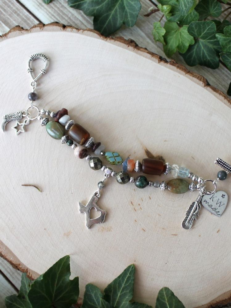 Heart of Texas Bracelet