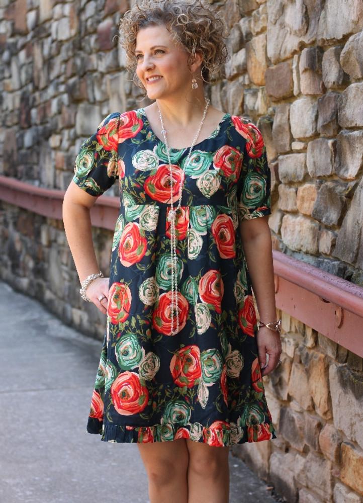 Bernadette Dress (Pattern)