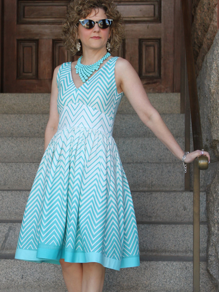 Marilyn Dress (Pattern)