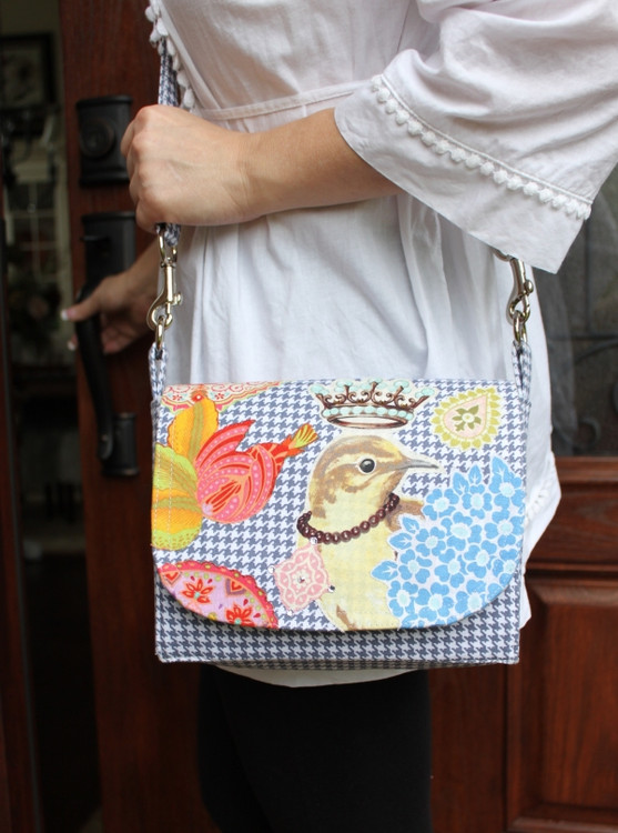 Madison Wallet Bag (Pattern)