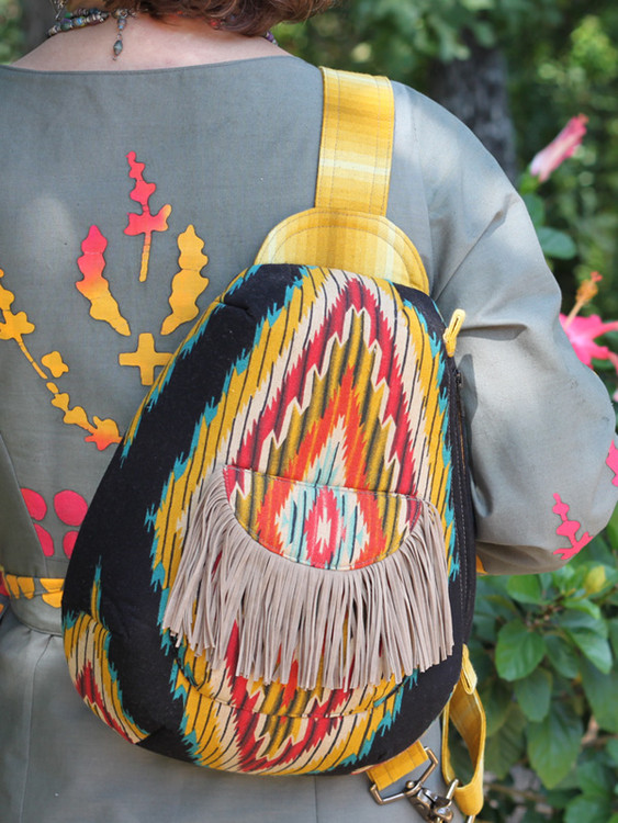 Cheyenne Rope Bag