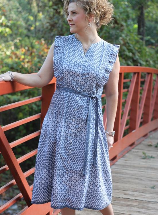 Erin Shirtdress (Pattern)
