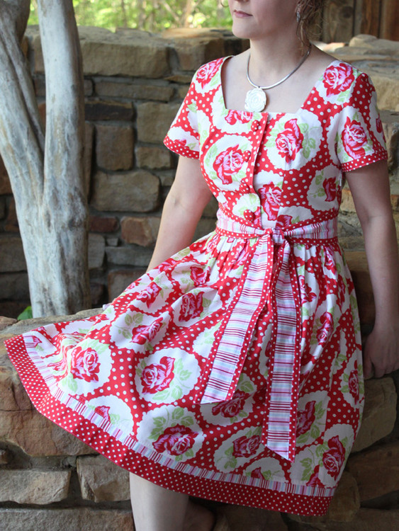 Betty June Dress (Pattern)