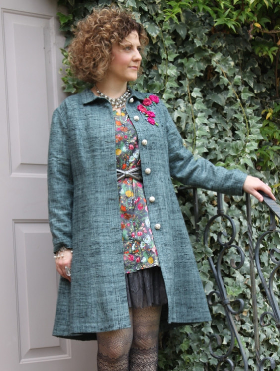 Dakota Duster (Pattern)