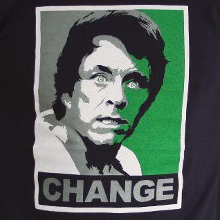 Incredible Hulk Change T Shirt