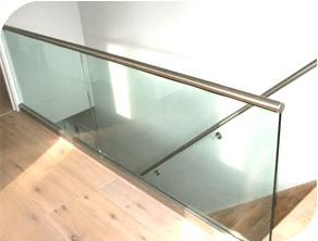 Frameless Glass Balustrade Christchurch Glass Balcony Nz