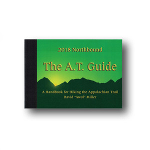Updated each year, this guide is designed for northbound thru-hikes.