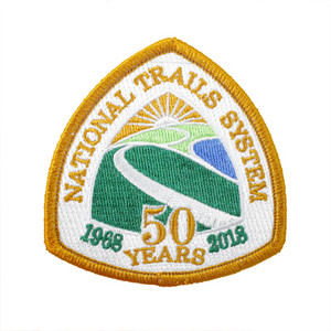 National Trail System Act 50th Anniversary Patch