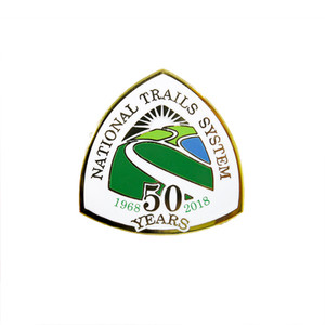 National Trail System Act 50th Anniversary Pin