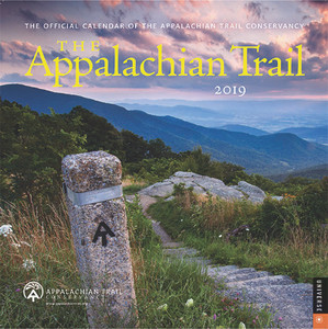 The only calendar officially published with the Appalachian Trail Conservancy explores highlights of each region of the celebrated 2,190-mile footpath in 12 spectacular images.