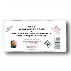Appalachian Trail in Northern Virginia – South Half