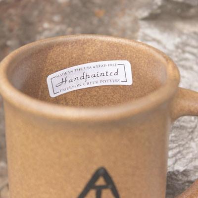 a t monogram mug appalachian trail conservancy