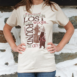 I'd Rather be Lost in the Woods...--40% Off!