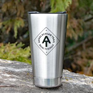16-ounce vacuum-insulated, double-wall tumbler from Klean Kanteen.
