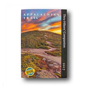 Appalachian Trail Thru-Hikers' Companion (2017)
